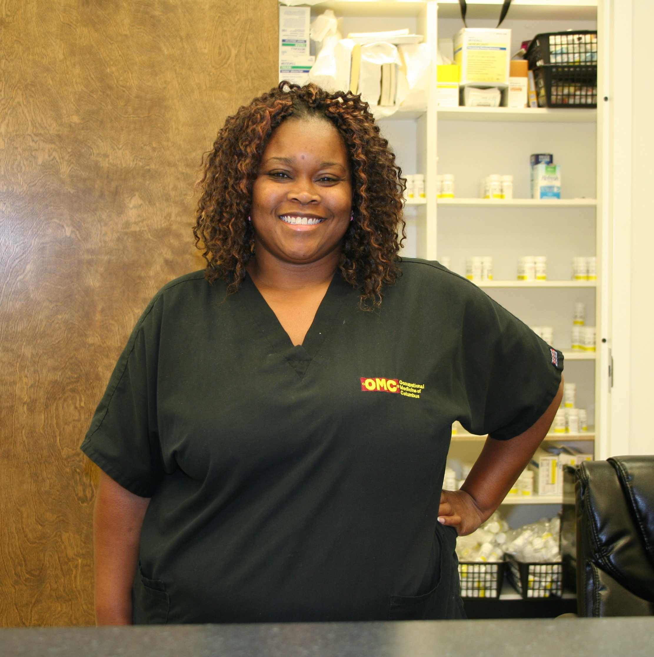 Erica Smith : Medical Assistant; Laboratory