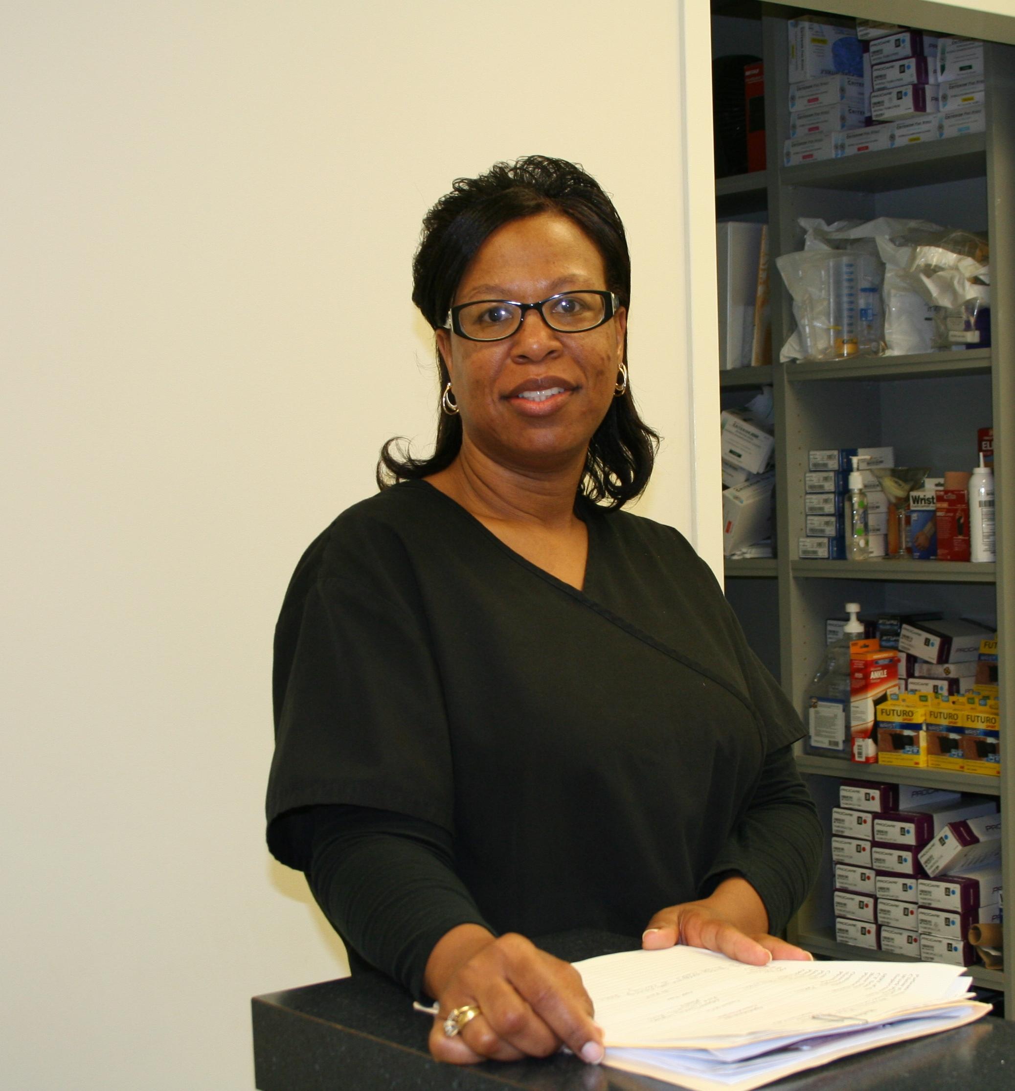 Laneshia Walker : Patient Care Coordinator II