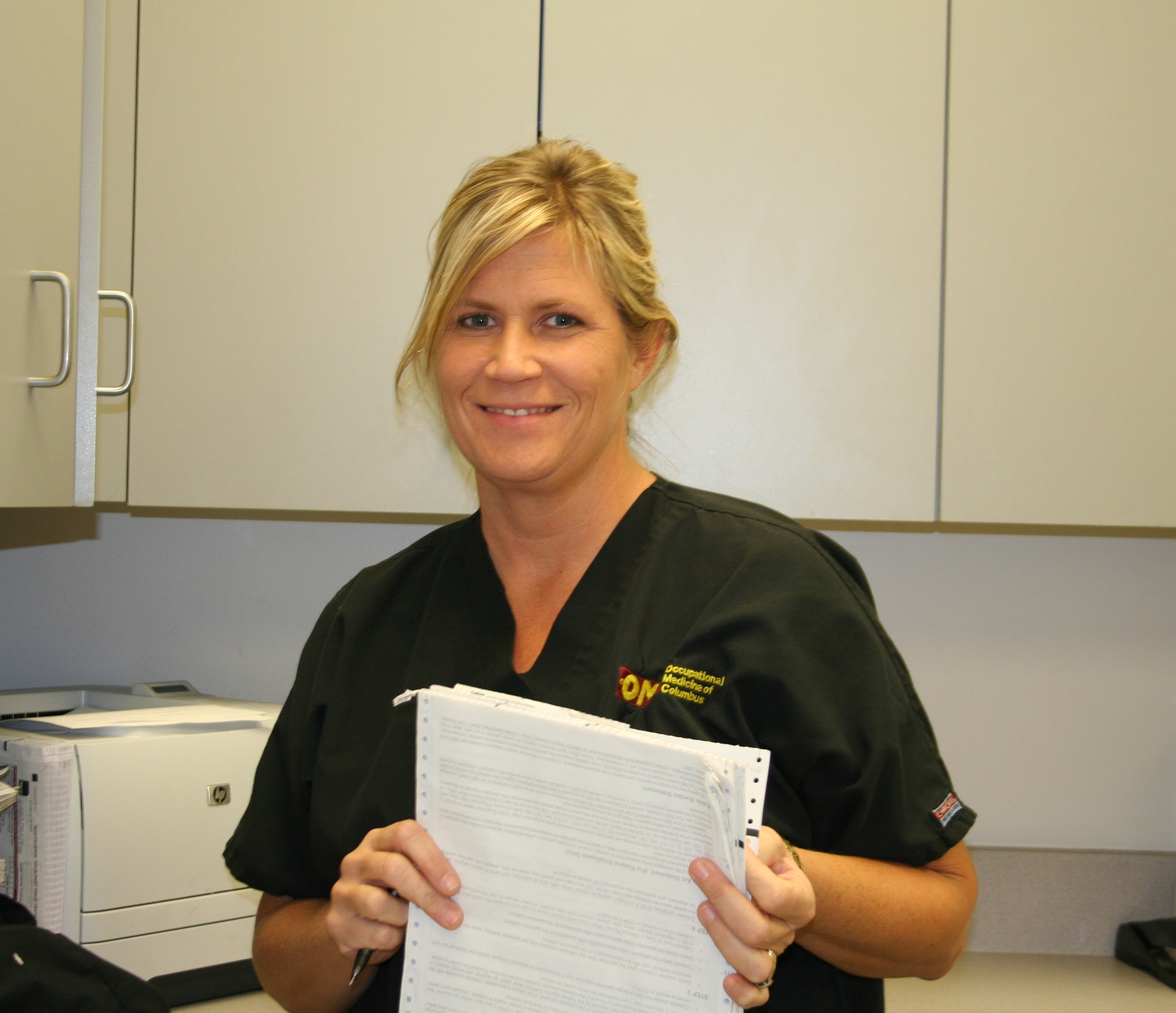 Sheri Gould : Laboratory Director; Medical Assistant; Marketing