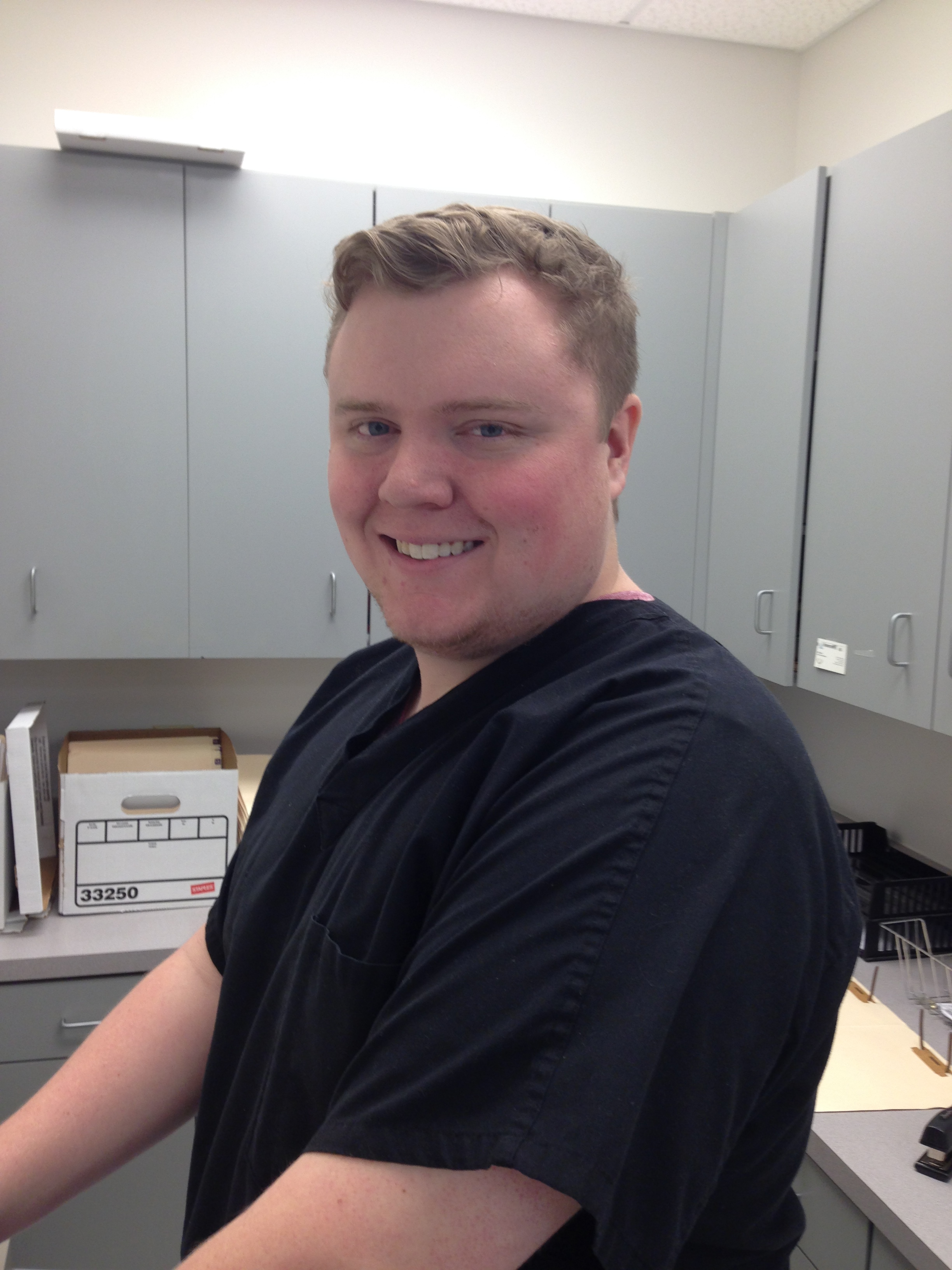 Cody McPeters : Patient Care Coordinator I